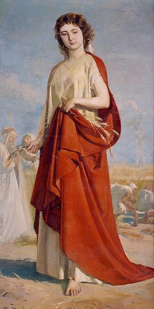 רות, מאת אנטוניו קורטינה פרינוס