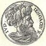 המלך יהויכין איור משנת 1553