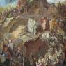 מוחמד מטיף, ציורו של גריגורי גאגין ב-1840