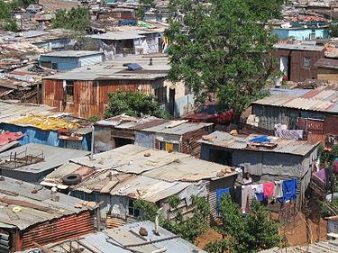 משכנות עוני בסווטו, יוהנסבורג