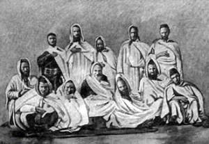 יהודים מהרי האטלס בתחילת המאה ה-20