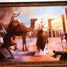 עמר בשערי ירושלים לפי ציור בבית ספר עומריה