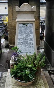 הקבר המשפחתי של בודלר