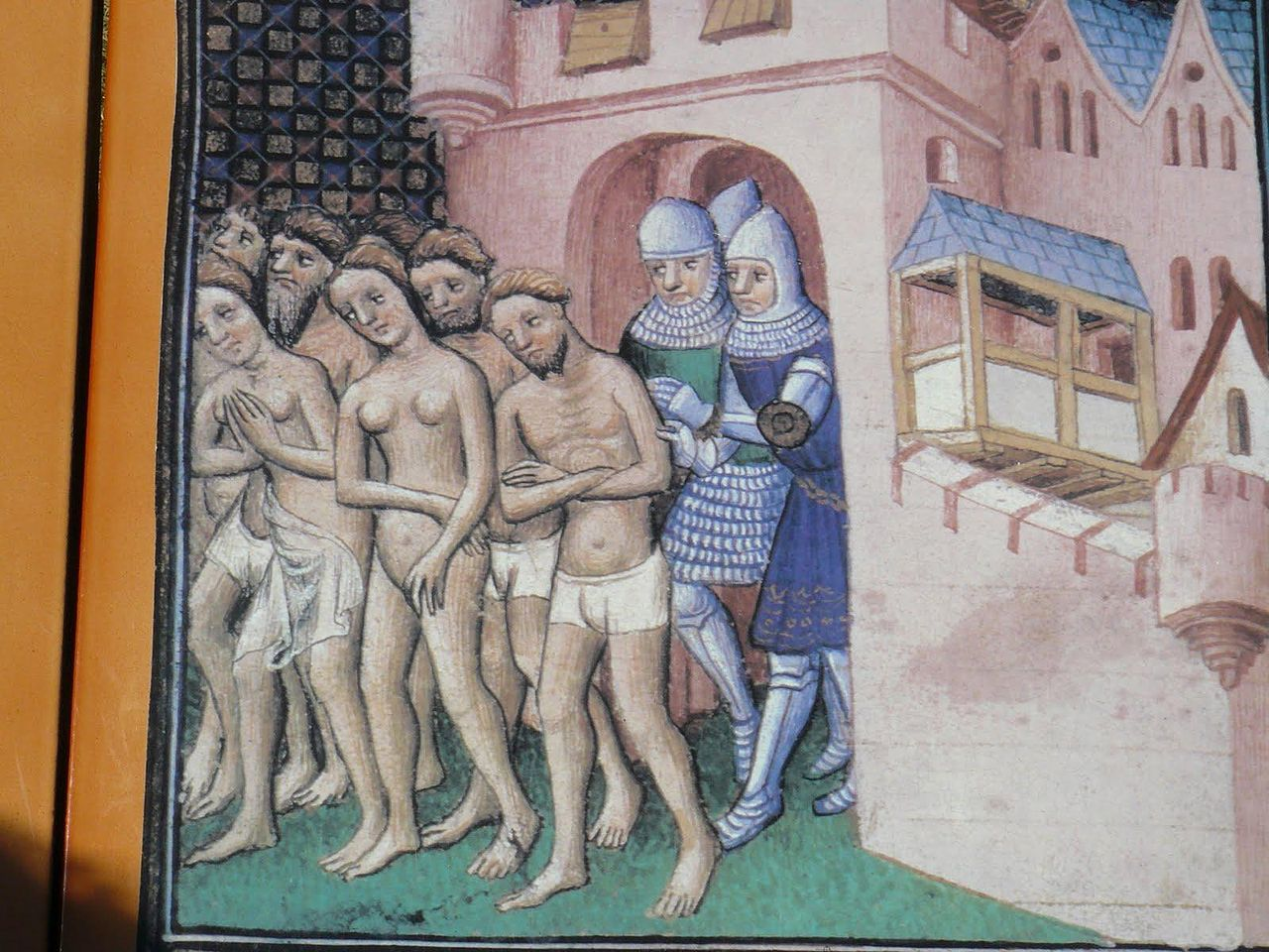 הקתארים מגורשים מקרקסון 1209