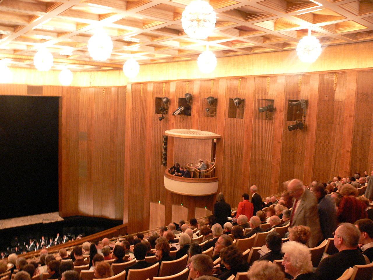 אולם בבית האופרה