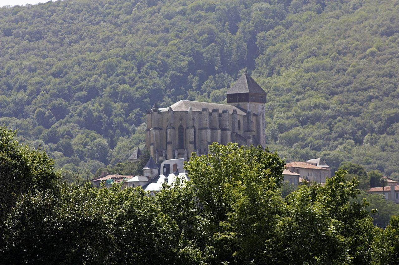 הקתדרלה של סנט ברטרנד דה קומינגס