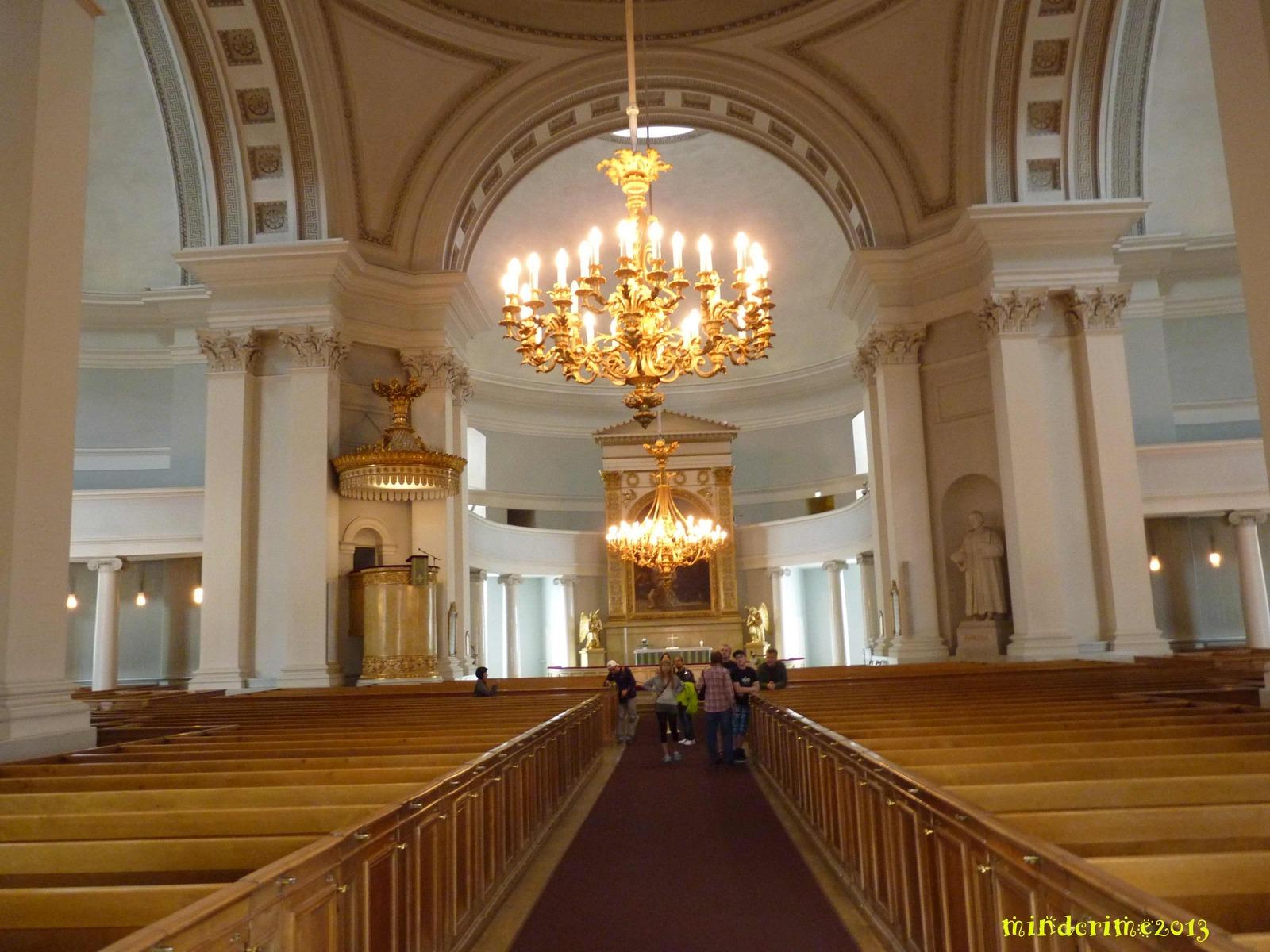 הקתדרלה הלותרנית