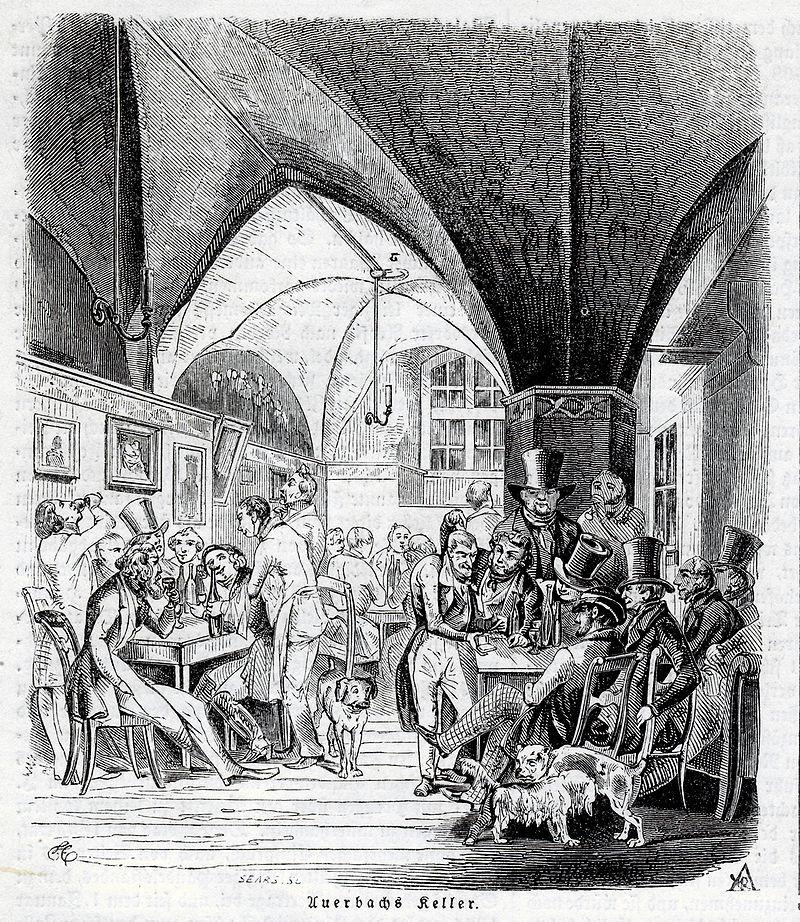 מרתף אוארבך 1874