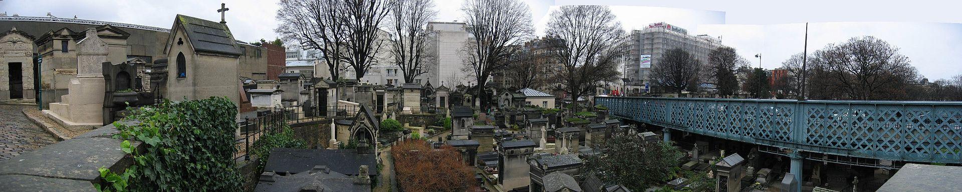 בית הקברות במונמרטר