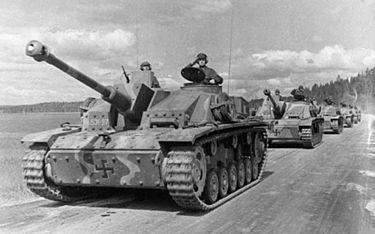 תותח סער שטוג סימן 3 פיני בשרות הצבא הגרמני