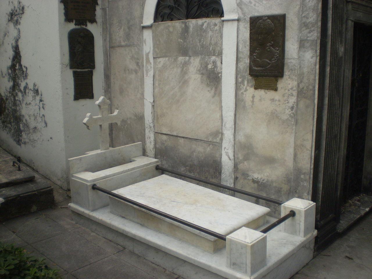 קברה של רמדיוס