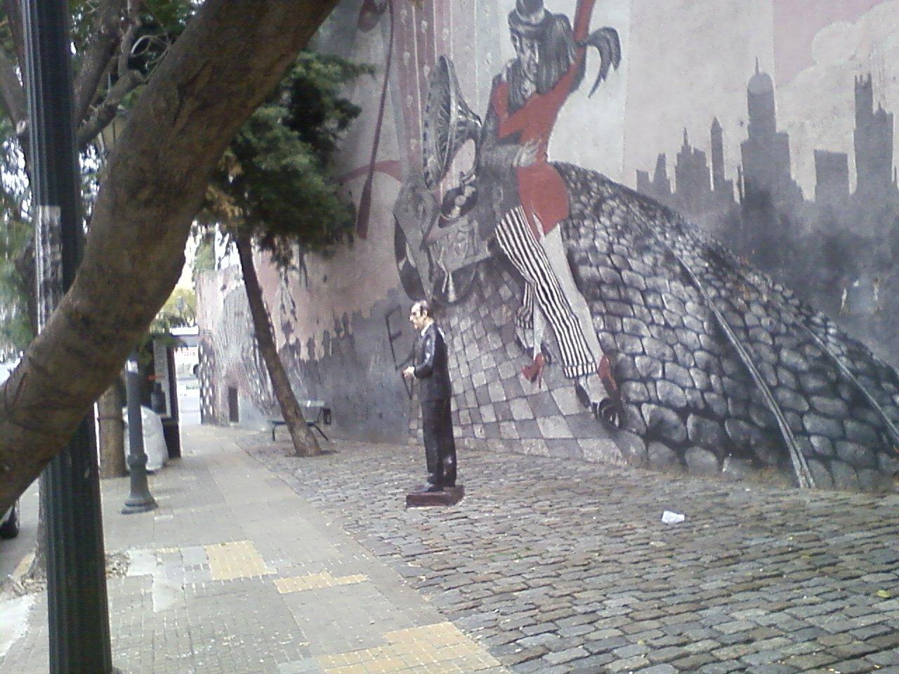 קיר הטנגו