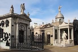בית הקברות לה רקולטה - מראה כללי