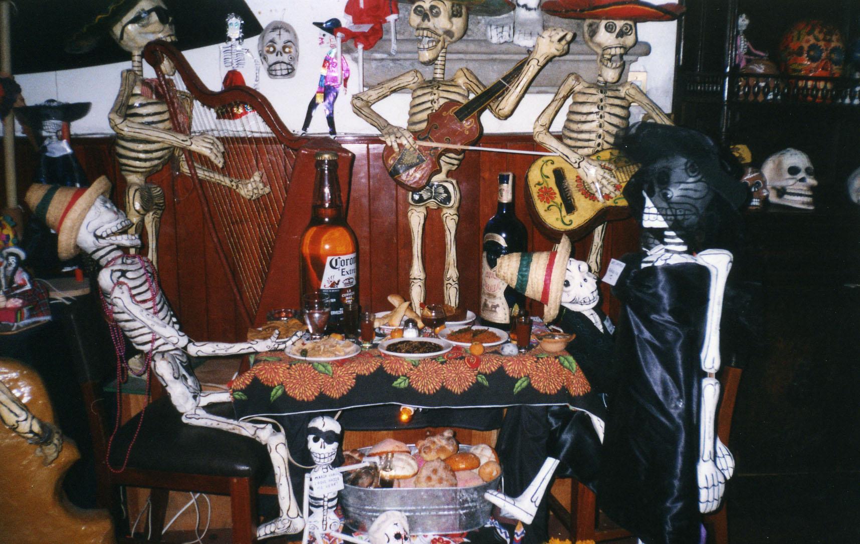יום המתים במכסיקו