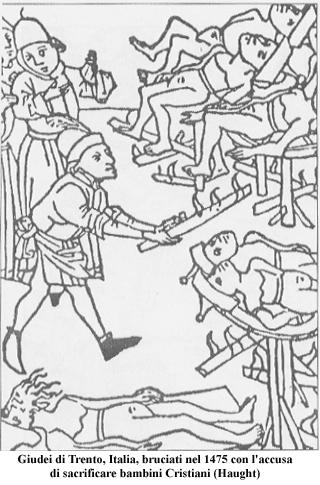 יש הטוענים כי איור זה מקורי מתקופת מסעי הצלב, אחרים מייחסים אותו לצייר האיטלקי גיאודי די טרנטו במאה ה-15