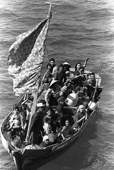 פליטים בים