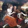 לוט ובנותיו יאן מסייס שנת 1565