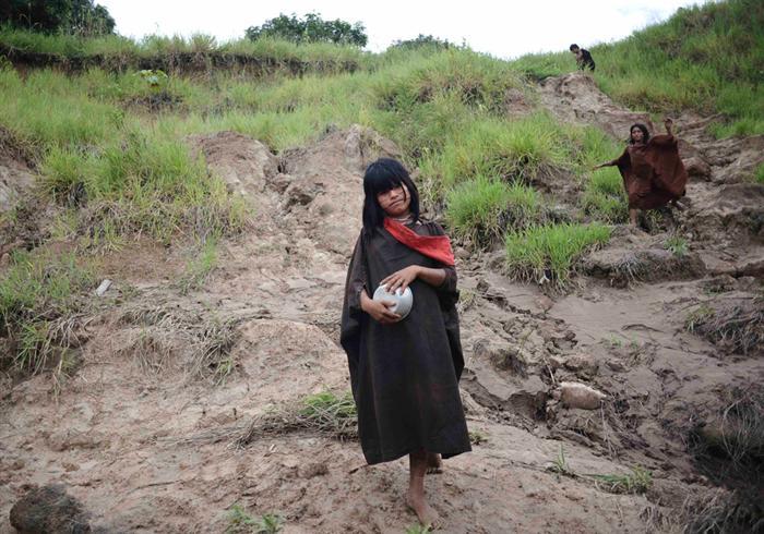 ילדות משבט האשנינקה