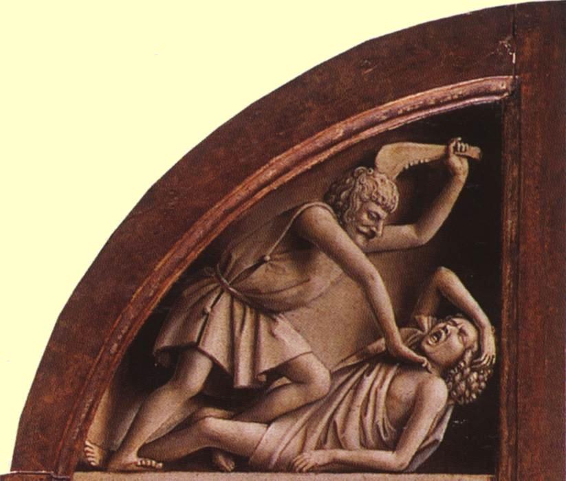 קין והבל, בציור מהמאה ה-15