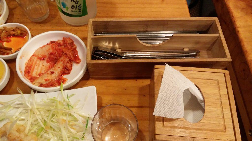 הקימצ'י מככב על כל שולחן בכל מסעדה