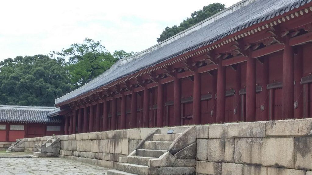 מבנה העץ הארוך ביותר בקוריאה