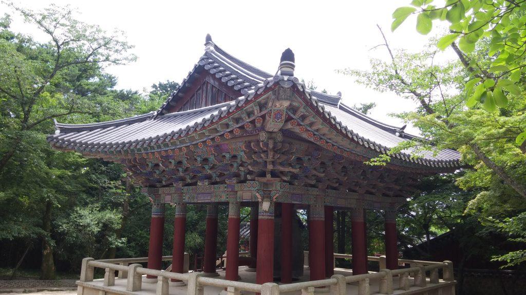 מבנה תפילה בודהיסטי