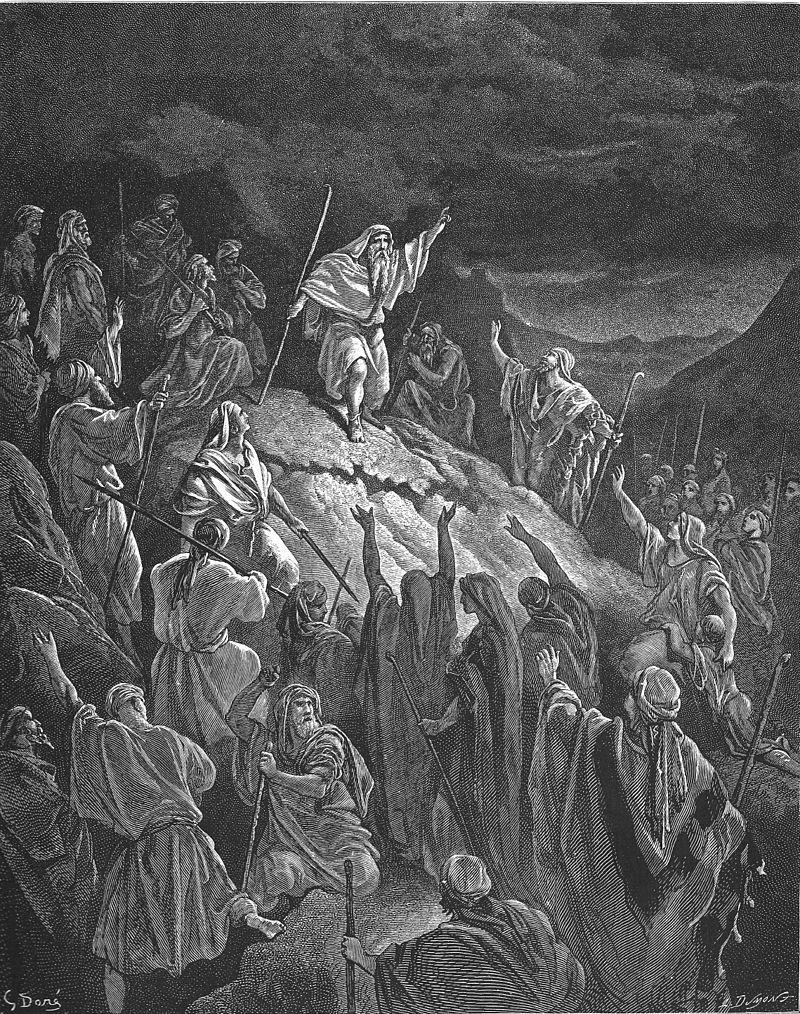 מתיתיהו קורא למרד - גוסטב דורה