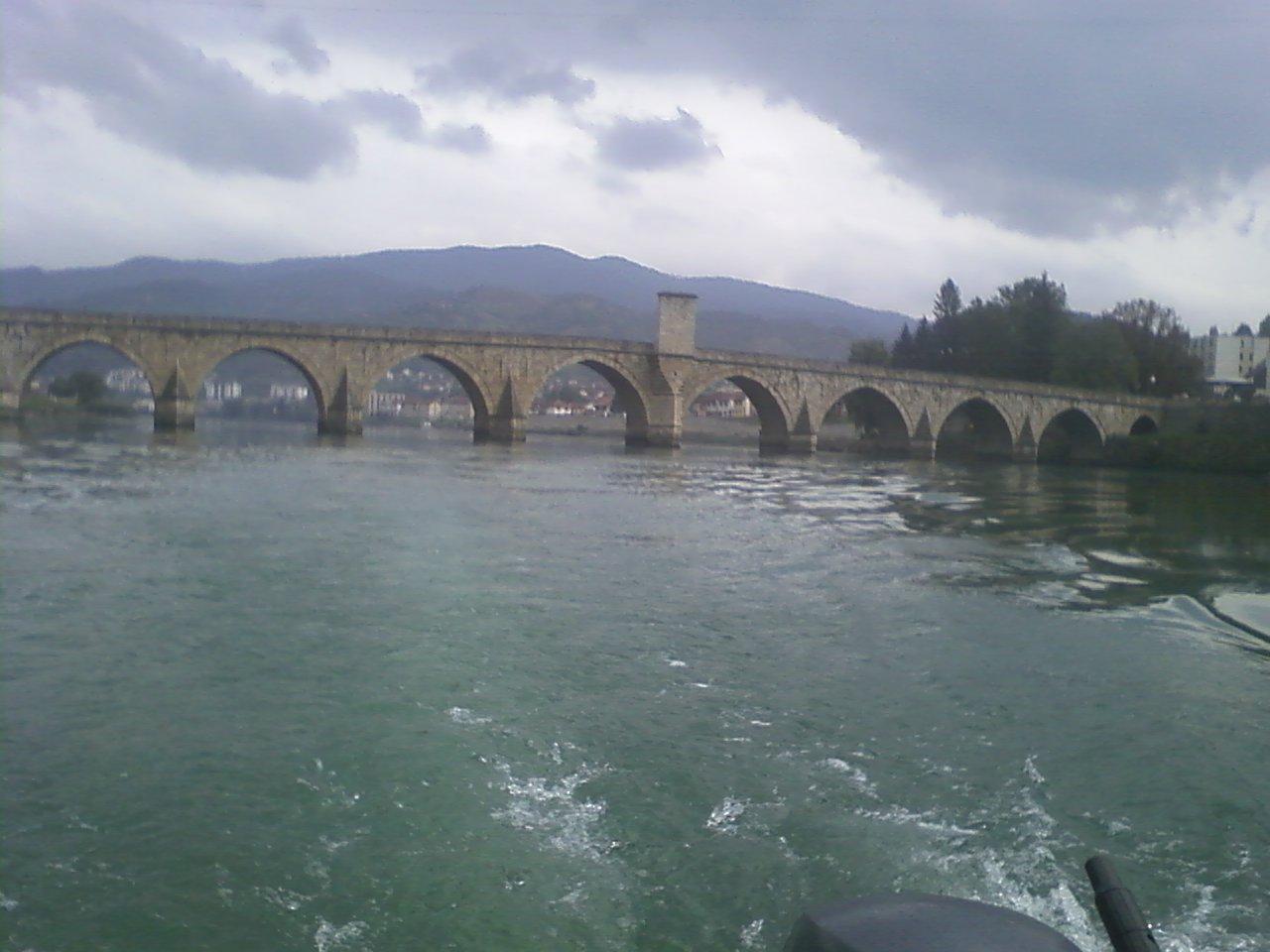 הגשר על הדרינה