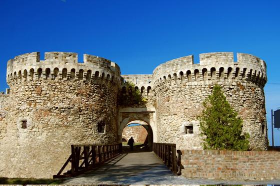 """הכניסה למצודת קלמגדאן צילום יח""""צ"""
